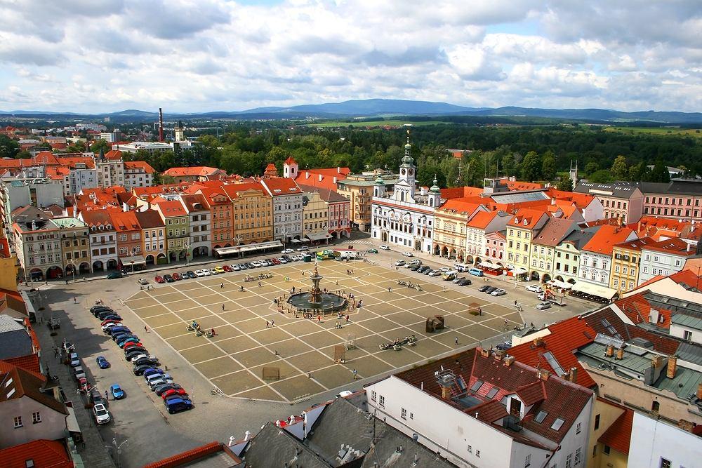 Znalezione obrazy dla zapytania Czeskie Budziejowice