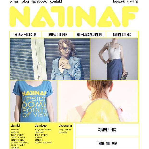 Roma Gąsiorowska otwiera butik Natinaf