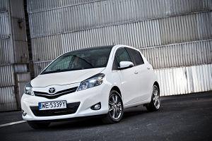 Toyota Yaris | Karta wozu