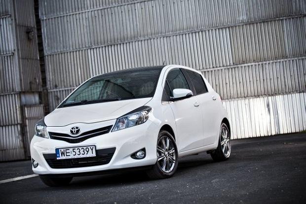 Toyota Yaris | Za kierownicą