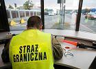 Stop! Pogranicznicy nie wpuszczają cudzoziemców do Polski