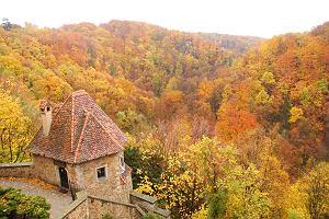 Miejsca w Polsce, kt�re s� szczeg�lnie pi�kne i ciekawe jesieni�