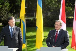 Ukraina bli�ej UE