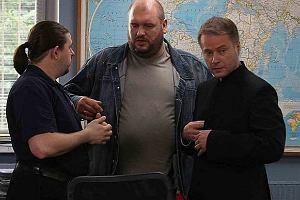 Policjanci i ksiądz-detektyw z serialu Ojciec Mateusz