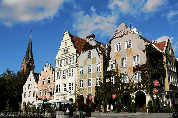 Olsztyn: Atrakcje, co warto zobaczyć i zwiedzić