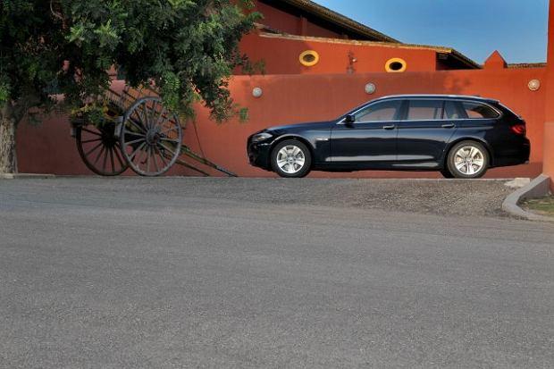 BMW 5 na nowy sezon