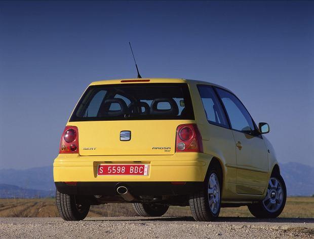 Seat Arosa (1997 - 2005) - opinie Moto.pl