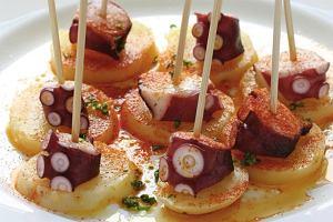 Ośmiornice i papryczki - pozdrowienia z Galicji