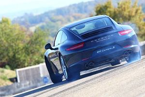 Porsche 911  991  - test | Pierwsza jazda