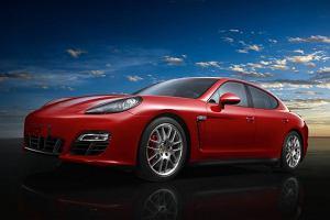 Los Angeles 2011 | Porsche Panamera GTS