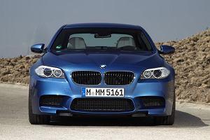 BMW M5   30 lat mocy