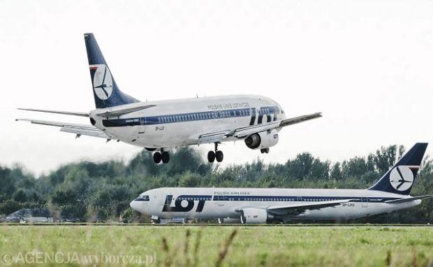 Niebezpiecznie w Izraelu, Hamas grozi atakiem na lotnisko. Samolot LOT-u musia� l�dowa� na Cyprze