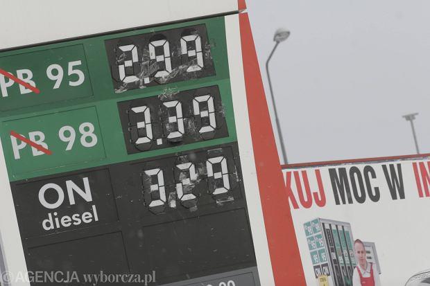 W kupie si�a. Internauci bojkotuj� stacje paliw