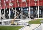Otwarcie Stadionu Narodowego opóźnione? Zamiast listopada - nawet wiosna 2012