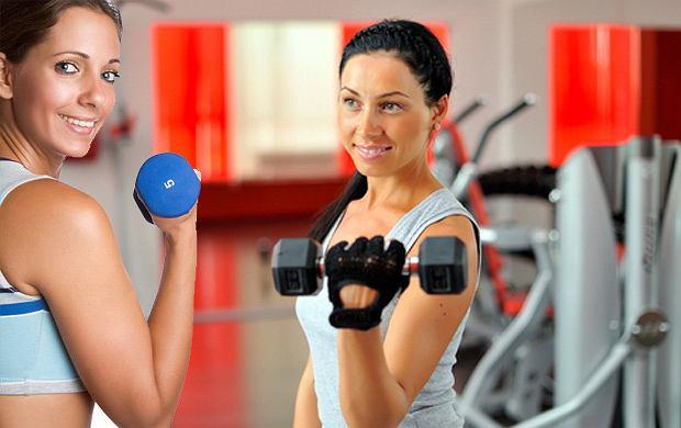 Si�ownia zamiast aerobiku? Co powinna wybra� kobieta?
