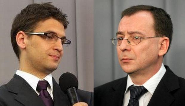 Mariusz Antoni Kamiński i Mariusz Kamiński z PiS-u