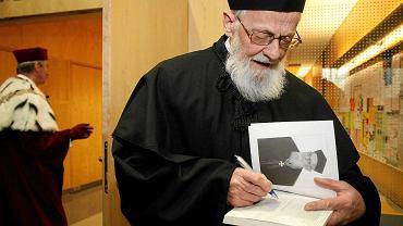Prof. Walery Pisarek
