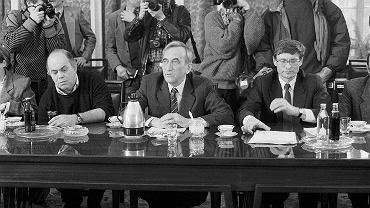 16.02.1990, Spotkanie rządu z Solidarnością