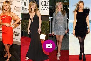 15 najlepszych stylizacji: Jennifer Aniston