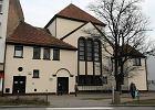 30 ton gruzu na stropach gdańskiej synagogi. Gmina zbiera pieniądze na remont