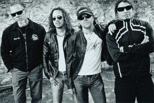 To już pewne! Jak poinformował James Hetfield, Metallica pracuje aktualnie nad nową płytą.