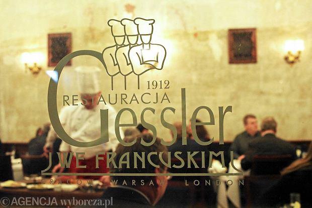 28.12.2011 KRAKOW , PROMOCJA KSIAZKI ADAMA GESSLERA