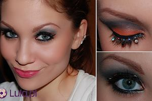 Makija�e Luli - w kolorach krokusu