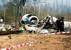 Szcz�tki samolotu Tu-154M, kt�ry rozbi� si� w Smole�sku