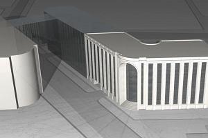 Monumentalny gmach stanie obok Sejmu. Wynajmą posłom?
