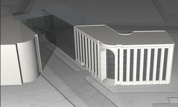 Monumentalny gmach stanie obok Sejmu. Wynajm� pos�om?