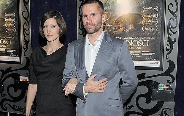 Monika Pikuła i Marcin Bosak.