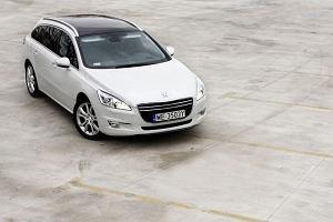 Peugeot 508 2.0 HDI - test | Za kierownic�
