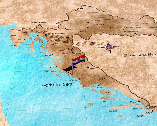 Chorwacja dojazd - samochodem, autokarem czy samolotem