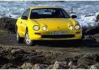 TOYOTA Celica 94-00, rok produkcji 1994, coupe, widok przedni prawy, samoch�d 3-drzwiowy, kolor ��ty