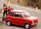 40 lat Ma�ego Fiata