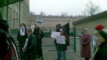 Manifestacja w sprawie wyjaśnienia śmierci Jolanta Brzeskiej