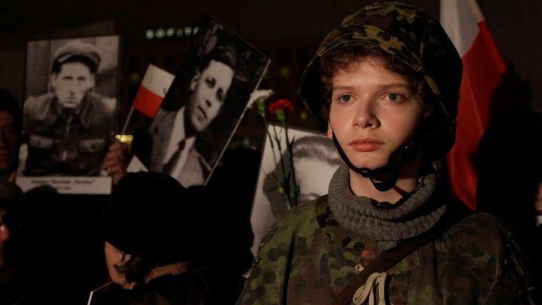 Obchody Dnia Żołnierzy Wyklętych w Warszawie 1 marca 2012 r.