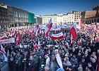 Manifestacja w Krakowie. Rz�dz�cy winni katastrofy [ZDJ�CIA]