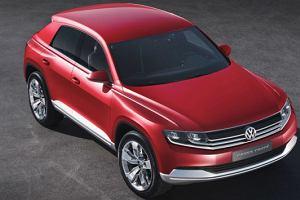 Volkswagen szykuje konkurenta dla BMW X6