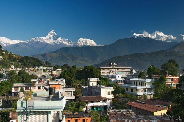 Pokhara Nepal  city images : Pokhara, Nepal /Fot. Shutterstock