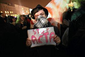 S�owenia zamrozi�a ratyfikowanie ACTA