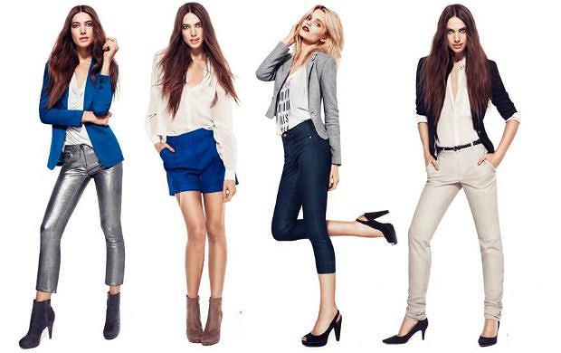 Kolekcja spodni H&M