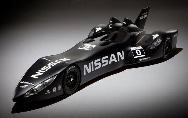 Delta Wing wystartuje podczas 24-godzinnego wyścigu Le Mans