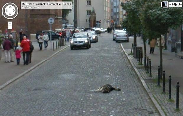 Wreszcie Jestesmy W Google Street View Co Zobacza Wirtualni