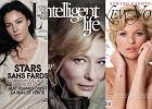 Blanchett, Bellucci i inne: Kto odwa�y� si� pokaza� na ok�adce bez retuszu?