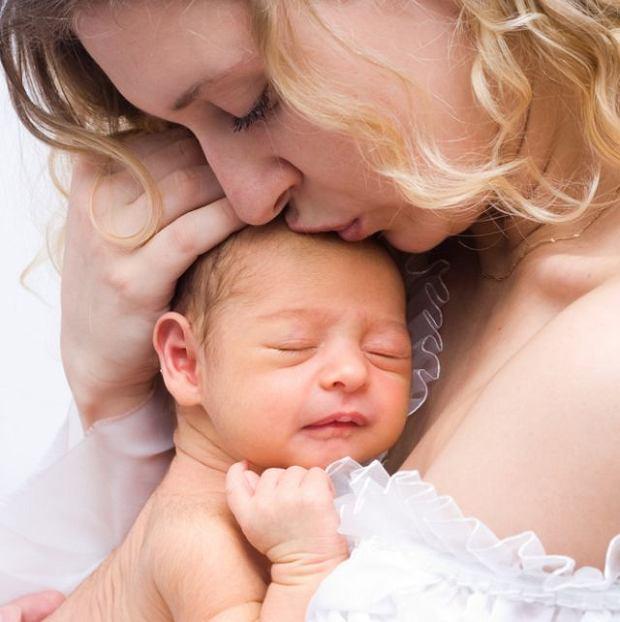 Już po porodzie, możesz przytulić swoje dziecko i dojść do siebie