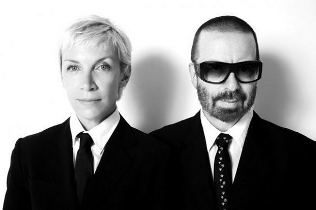 Eurythmics, fot. facebook.com