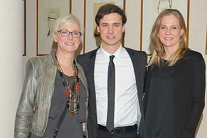Mateusz Damięcki, Joanna Stankiewicz-Damięcka, Paulina Andrzejewska.