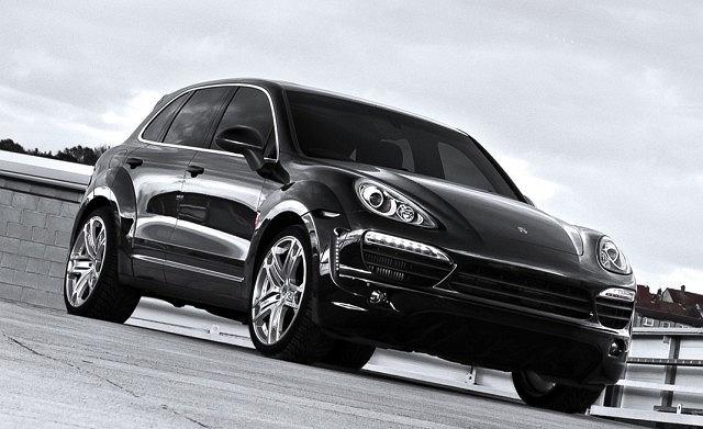 Porsche Cayenne od Project Kahn