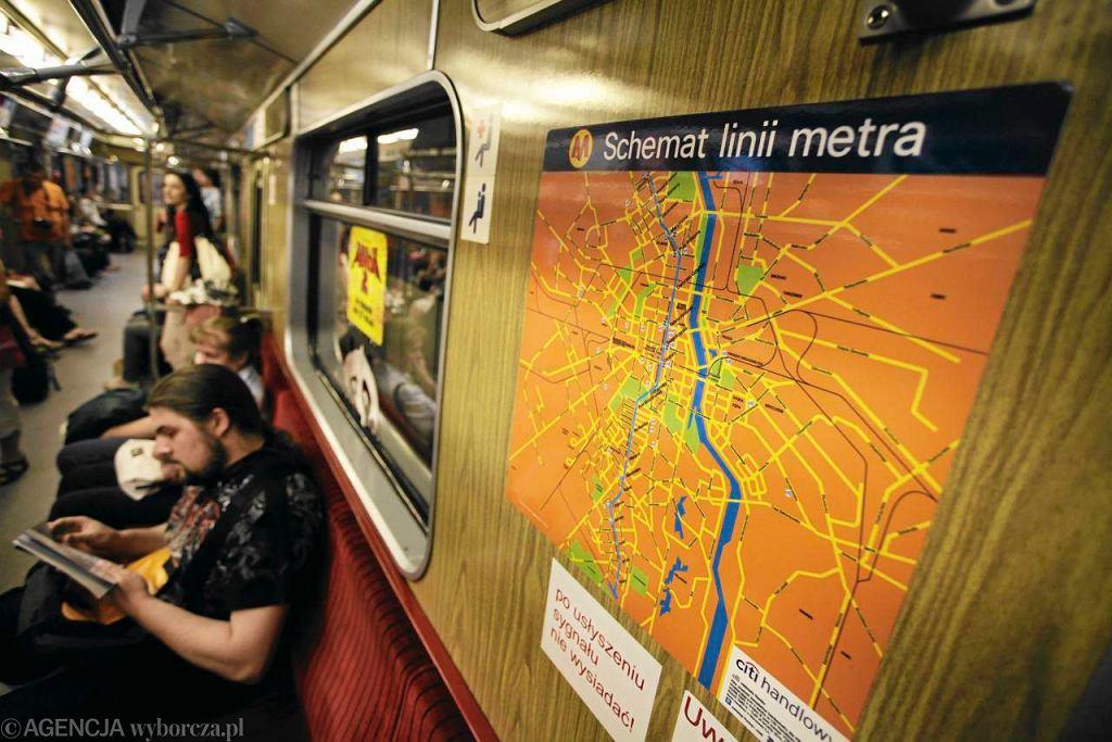 System informacji pasażerskiej I linii metra